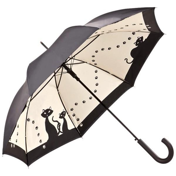 Regenschirm öffnen und schließen wie Origami falten